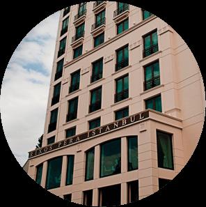 The Rixos Pera Hotel
