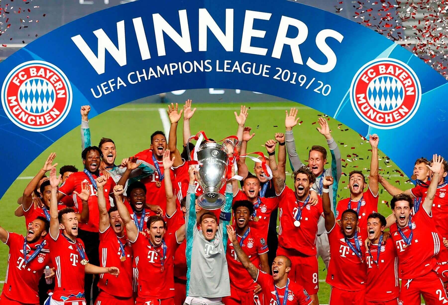 Anpfiff Champions League Finale 2021
